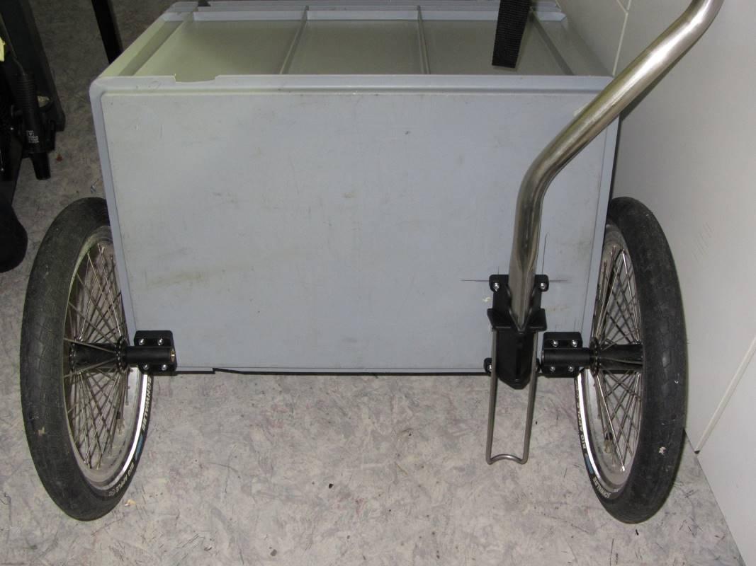 fahrrad wohnwagen bauanleitung. Black Bedroom Furniture Sets. Home Design Ideas